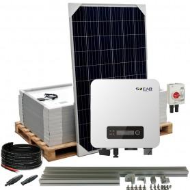 Kit autoconsumo 3,3kW 18kW/dia SolarPack SOFAR