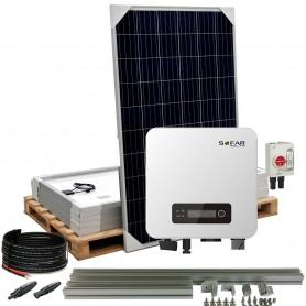 Kit autoconsumo 1,6kW 9kW/dia SolarPack SOFAR